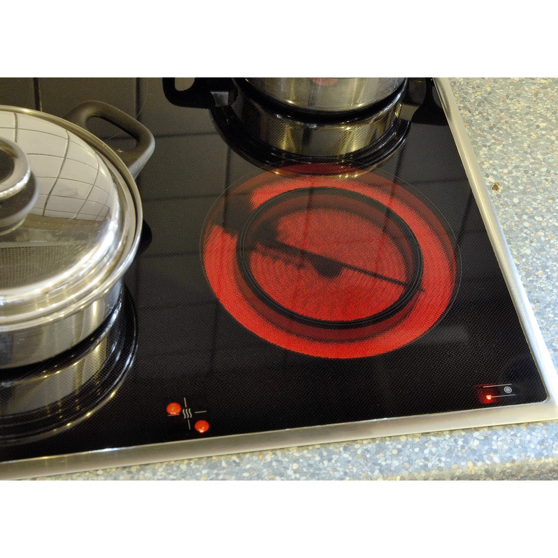00110702 xavax racloir verre pour plaques de. Black Bedroom Furniture Sets. Home Design Ideas