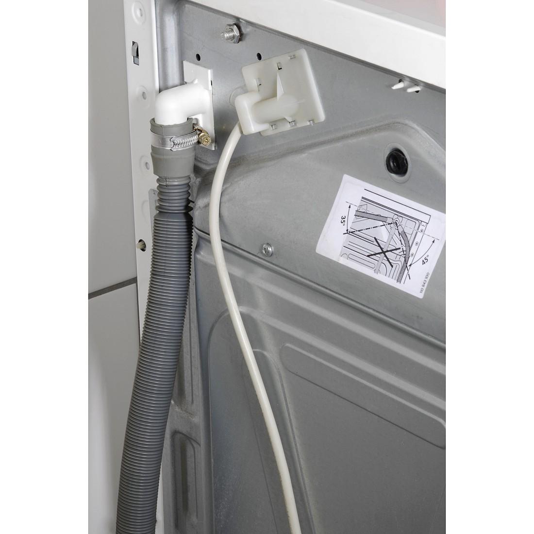 00110806 xavax ablaufschlauch f r waschmaschinen geschirrsp ler 1 2 4 m xavax. Black Bedroom Furniture Sets. Home Design Ideas