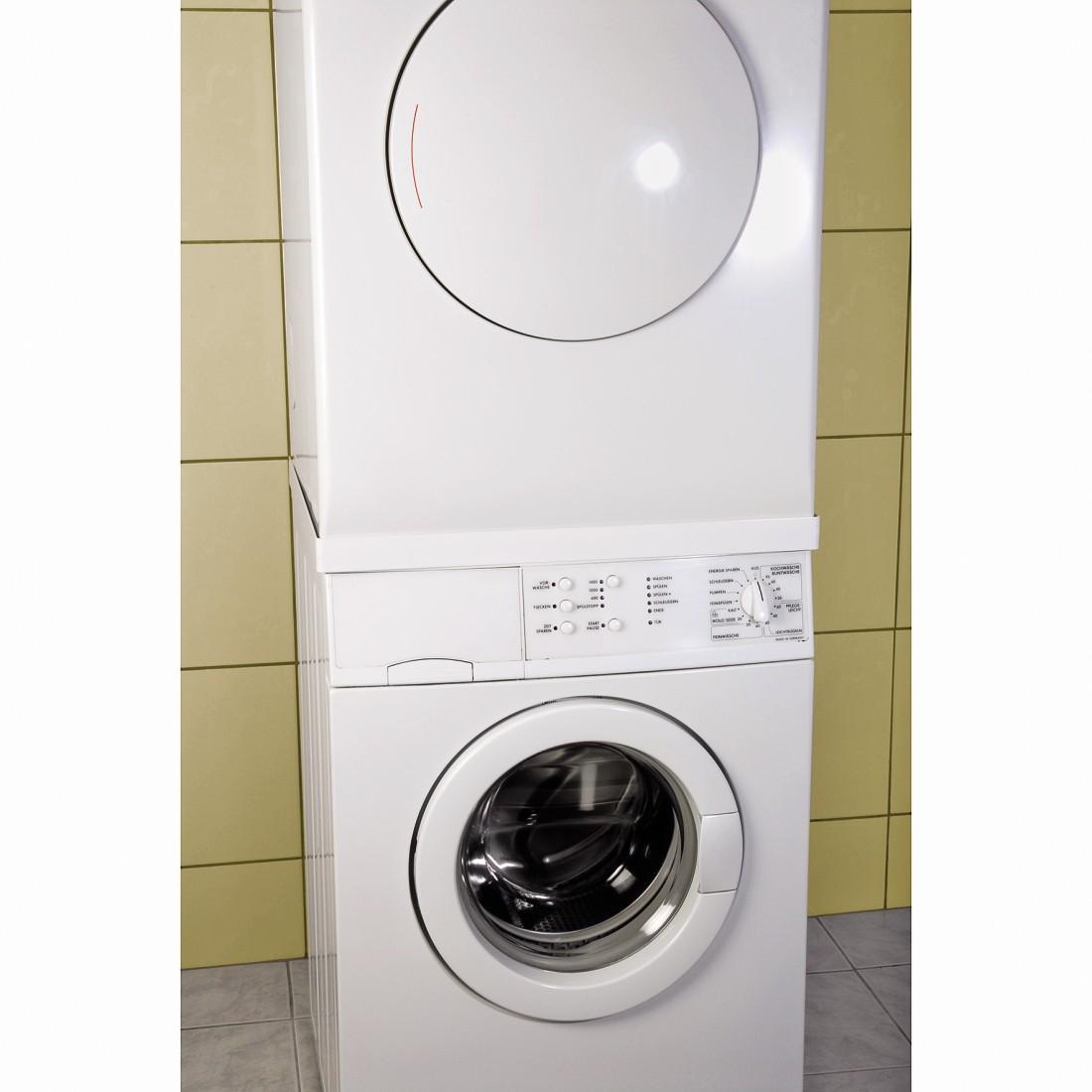 00110815 xavax zwischenbausatz f r waschmaschine trockner xavax die starke marke. Black Bedroom Furniture Sets. Home Design Ideas
