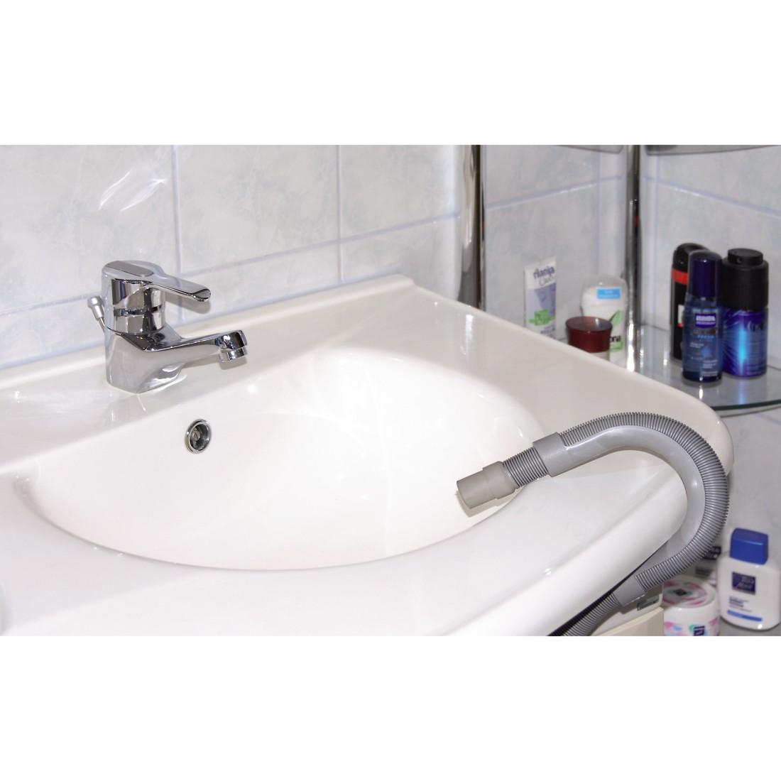 00110958 xavax tuyau d 39 vacuation d 39 eau pour. Black Bedroom Furniture Sets. Home Design Ideas