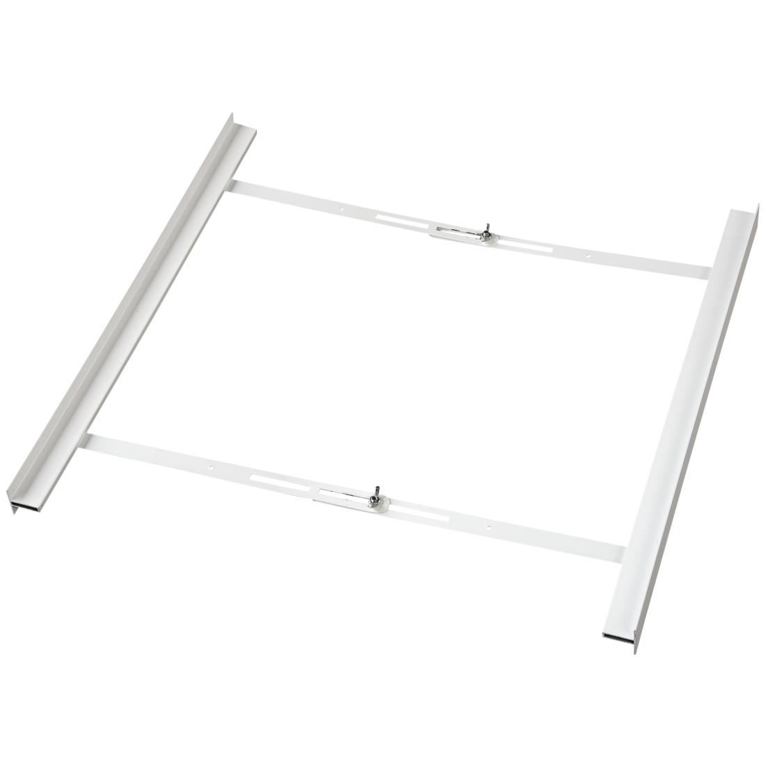 00111379 xavax el ment d 39 empilage pour lave linge et s che linge 55 68cm. Black Bedroom Furniture Sets. Home Design Ideas
