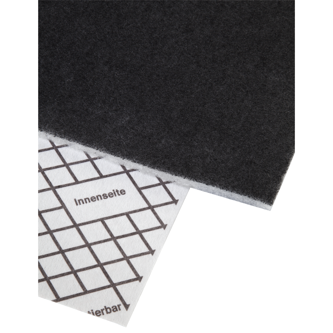 abx High-Res Image - Xavax, Flat/Activated Carbon Filter for Cooker Hoods, set of 2