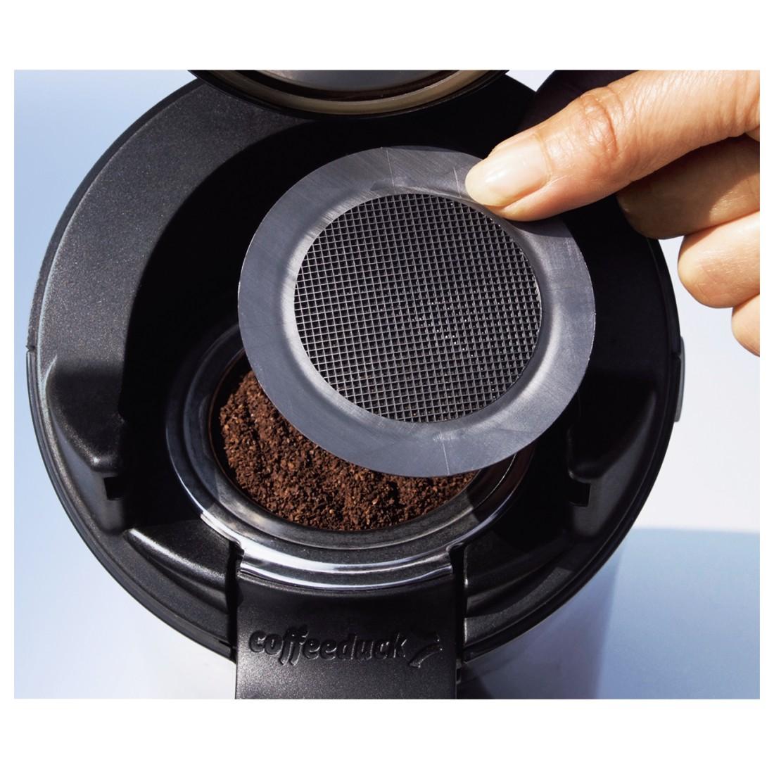 xavax die starke marke im haushalt 00111058 xavax kaffeefilter coffeeduck f r. Black Bedroom Furniture Sets. Home Design Ideas