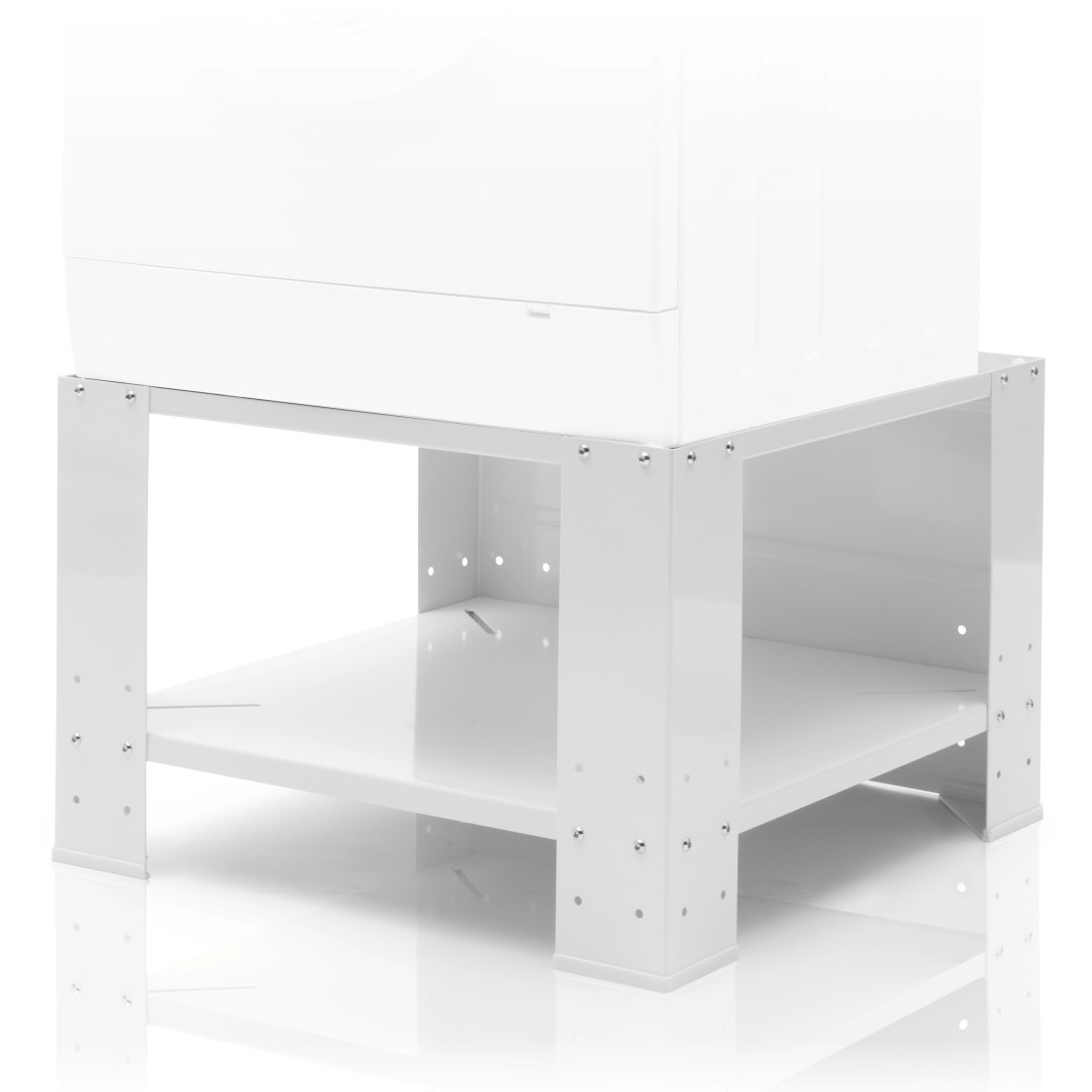 awx High-Res Appliance - Xavax, Universal Stand with Base Division for Washing Machine and Dryer
