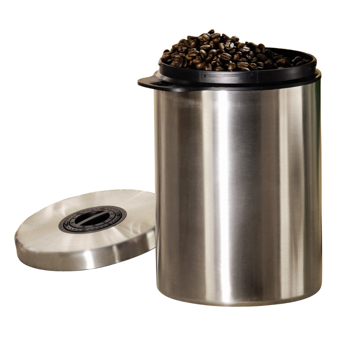 awx3 High-Res Appliance 3 - Xavax, Stainless Steel Container for 1 kg of Coffee Beans