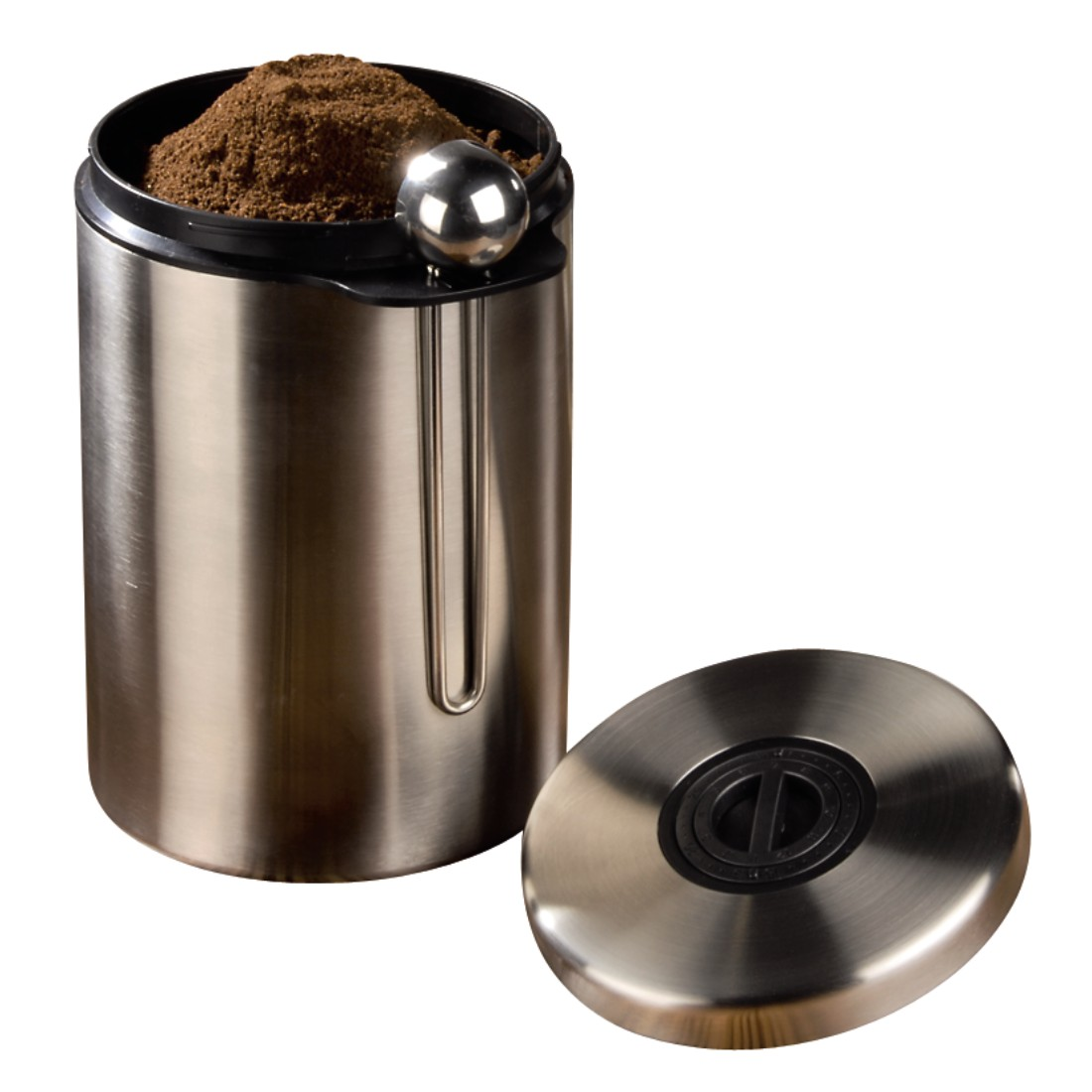 awx5 High-Res Appliance 5 - Xavax, Stainless Steel Container for 1 kg of Coffee Beans