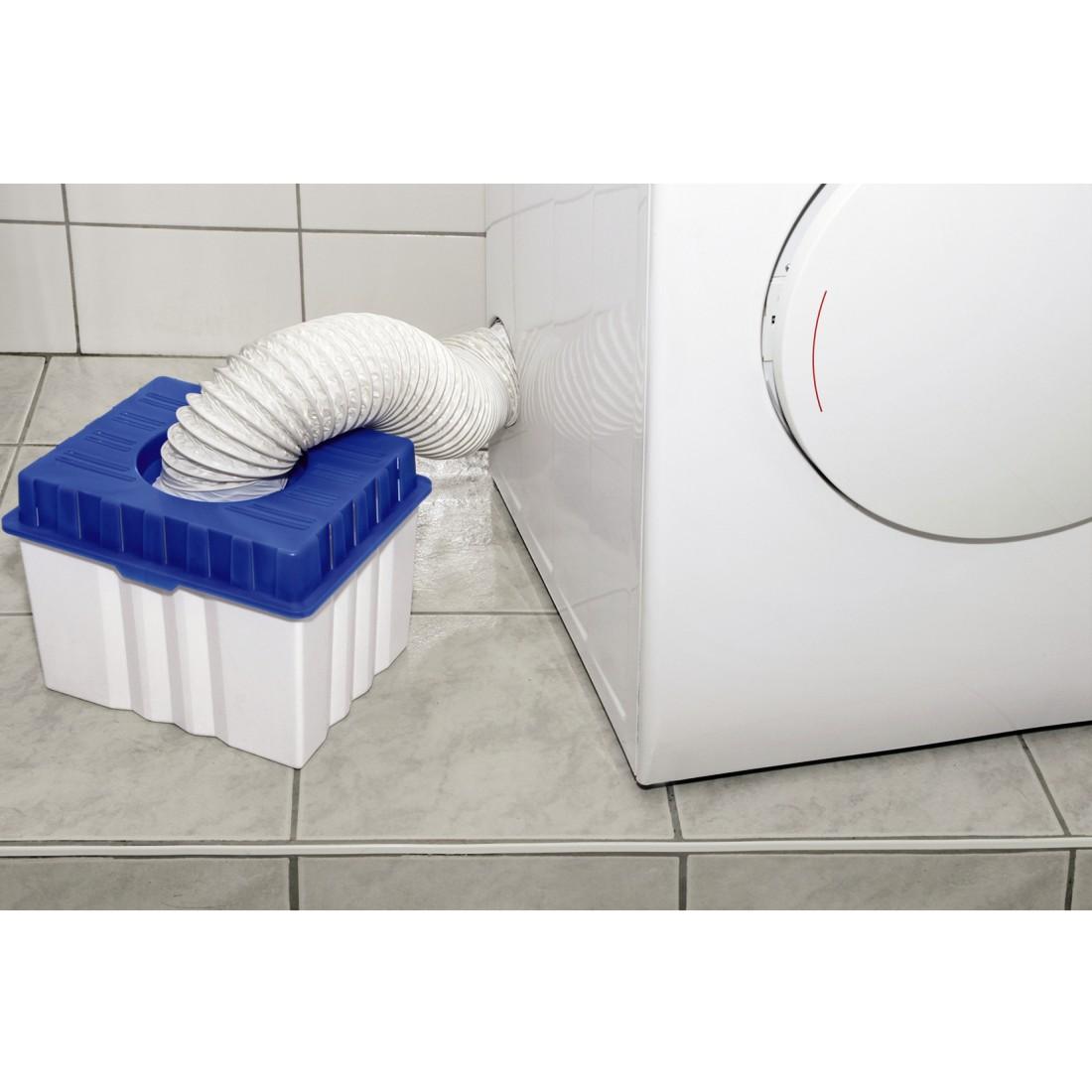 00111341 xavax bo te de condensation pour s che linges. Black Bedroom Furniture Sets. Home Design Ideas