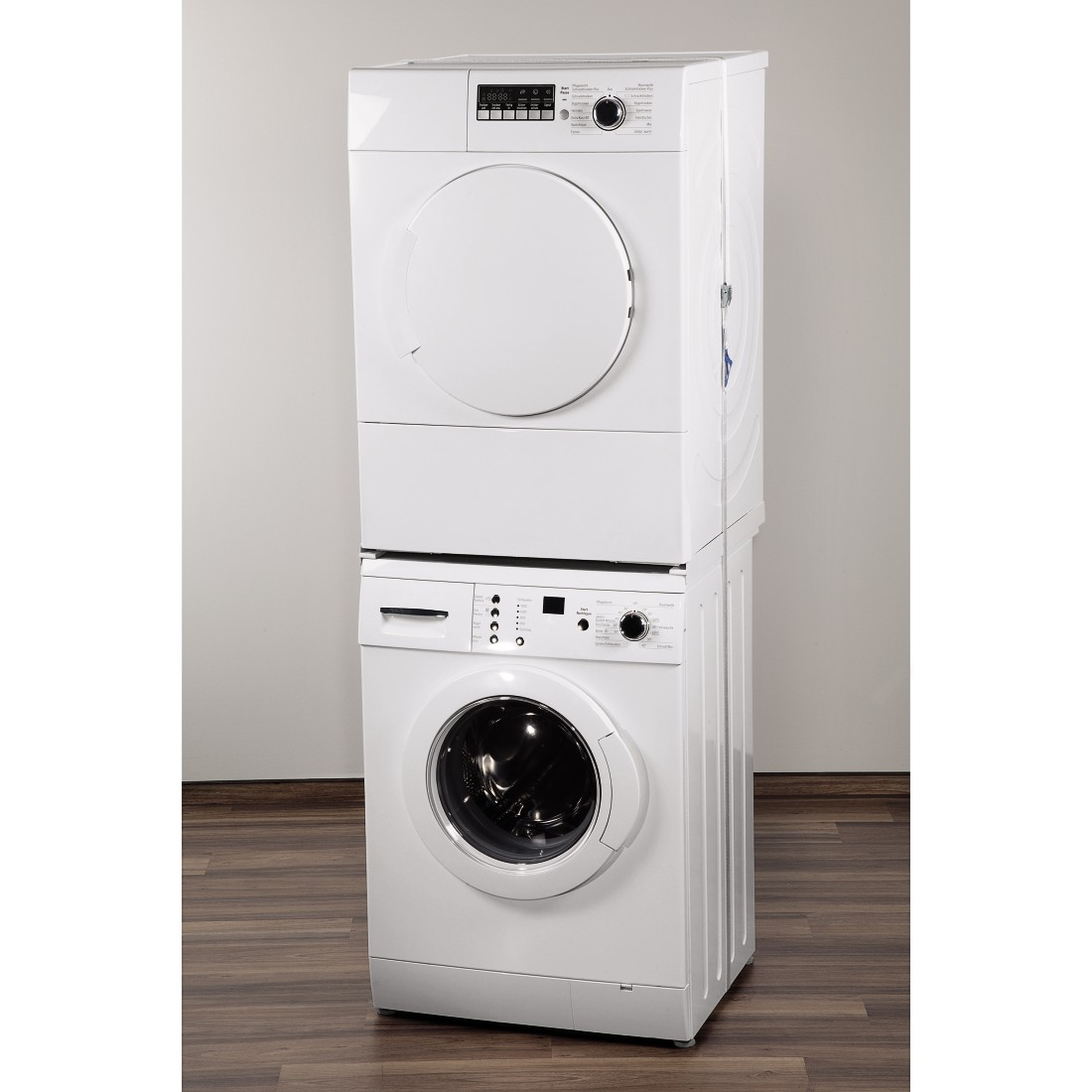 00111379 xavax zwischenbaurahmen offene front f r waschmaschine und trockner 55. Black Bedroom Furniture Sets. Home Design Ideas