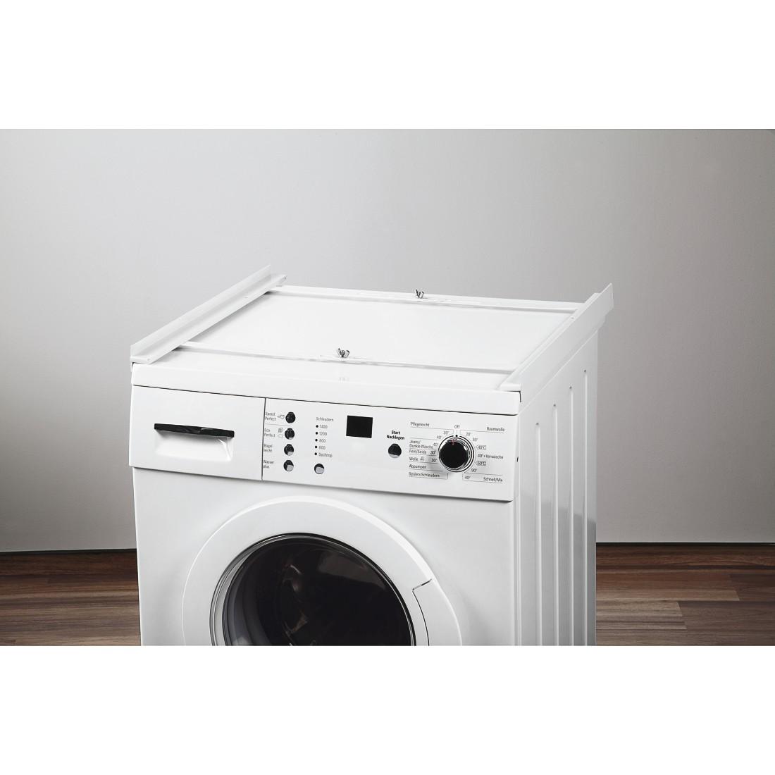 00111379 xavax zwischenbaurahmen offene front f r waschmaschine und trockner 55 68 cm. Black Bedroom Furniture Sets. Home Design Ideas