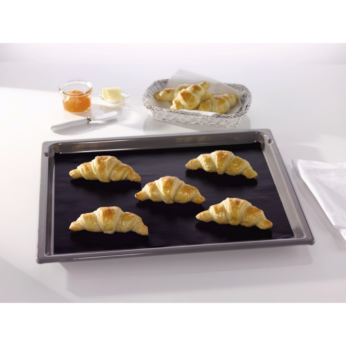 00111495 Xavax Reusable Baking Foil Can Be Trimmed To