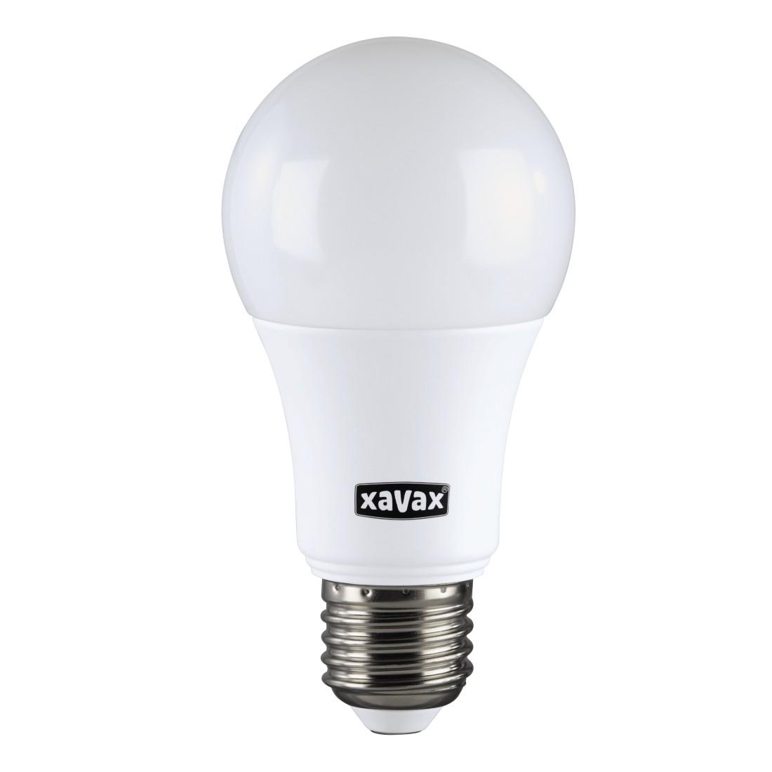 Xavax 00112198 xavax led lampe e27 806lm ersetzt 60w abx druckfhige abbildung xavax led lampe e27 806lm ersetzt 60w glhlampe parisarafo Images
