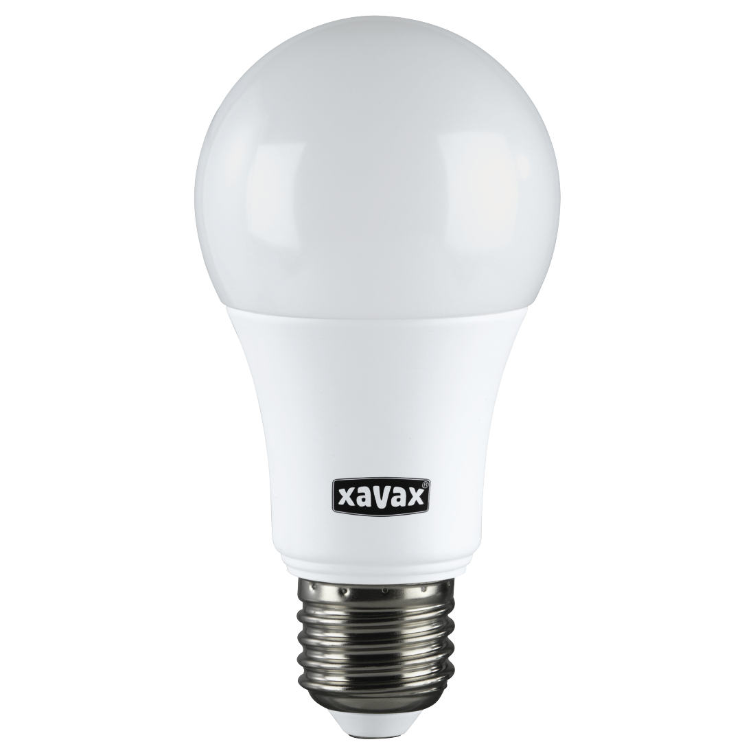 abx High-Res Image - Xavax, Ampoule LED High Line, 9,2W, forme classique, E27, blanc chaud,RA90