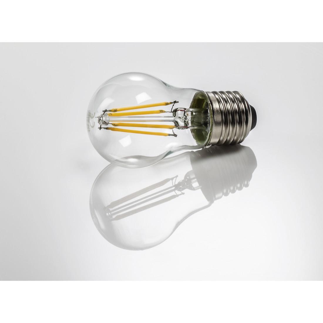 00112267 xavax ampoule led 4w en forme de goutte filament e27 blanc chaud. Black Bedroom Furniture Sets. Home Design Ideas