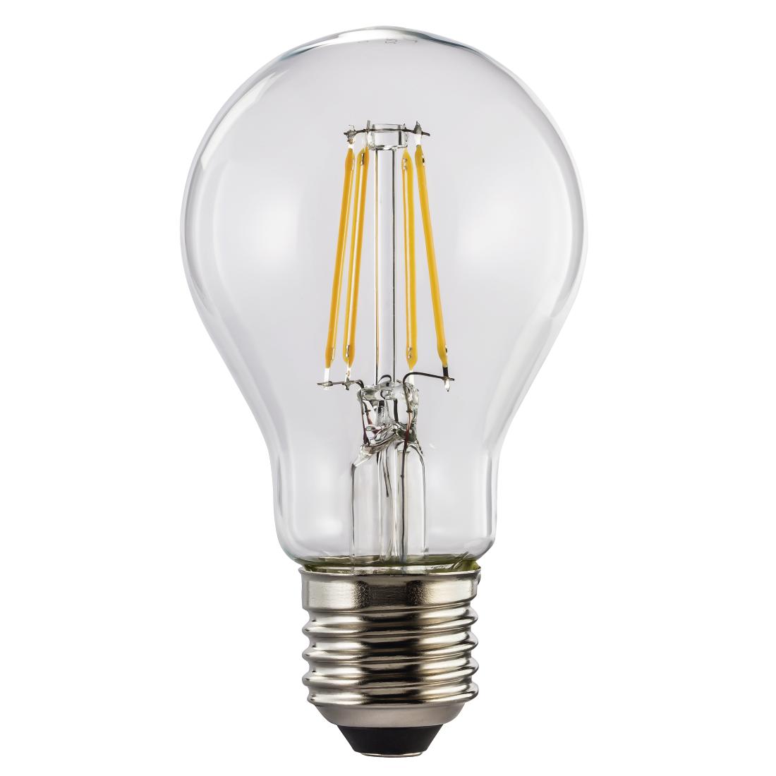 00112269 Xavax LED-Filament, E27, 810lm ersetzt 60W Glühlampe ...