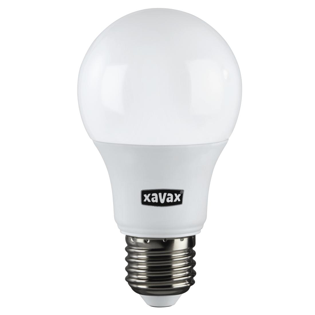 xavax.eu | 00112502 Xavax LED-Lampe, E27, 480lm ersetzt 40W ...