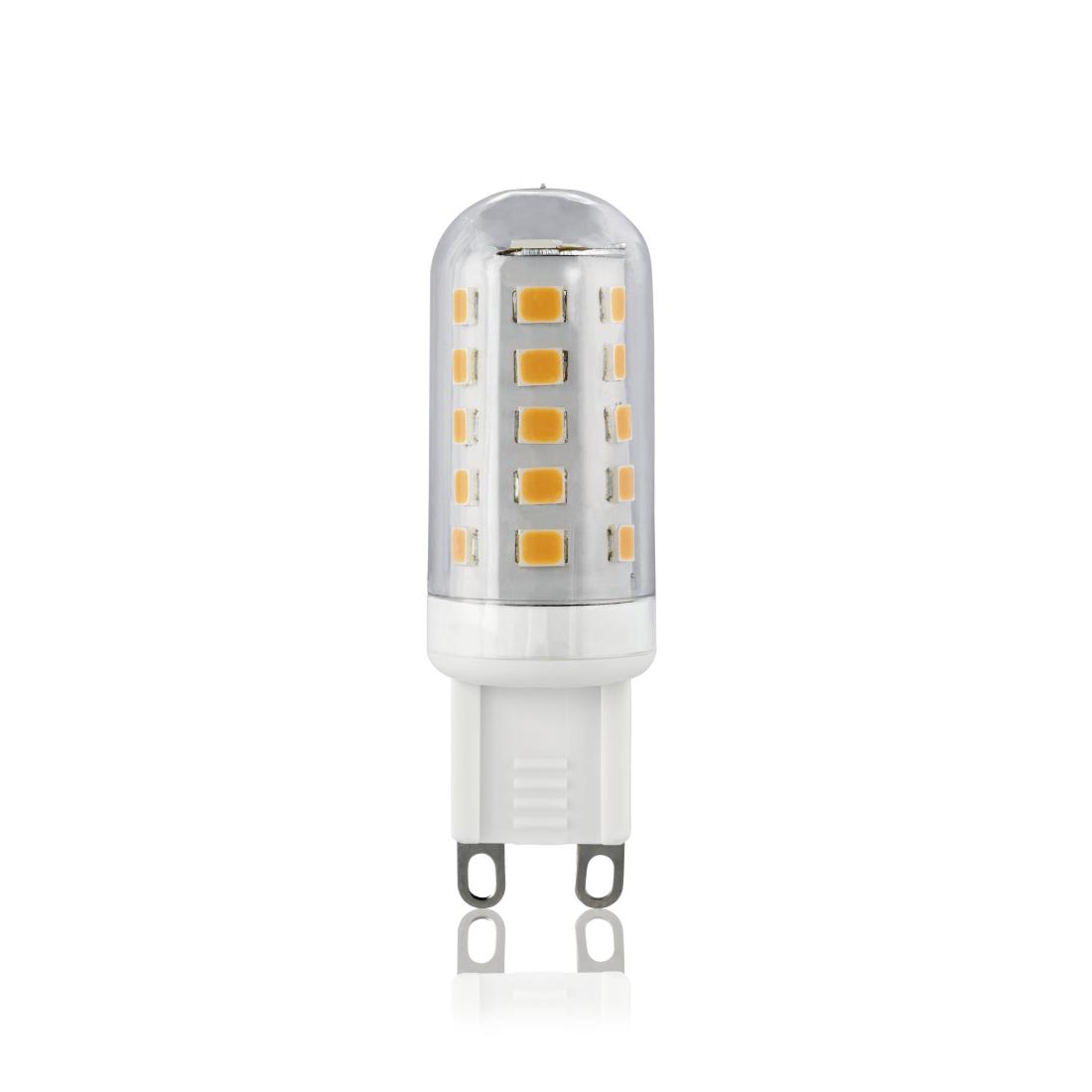 230V Halogen 2000h E27 Eco Xavax 28W 370 Lumen Glühbirn 2750K warm white