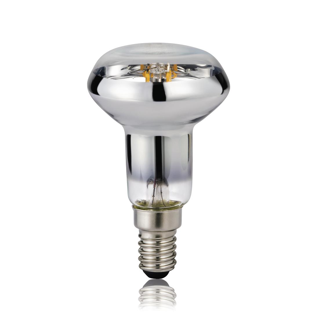 00112605 xavax led filament e14 320lm ersetzt 29w reflektorlampe r50 warmwei. Black Bedroom Furniture Sets. Home Design Ideas